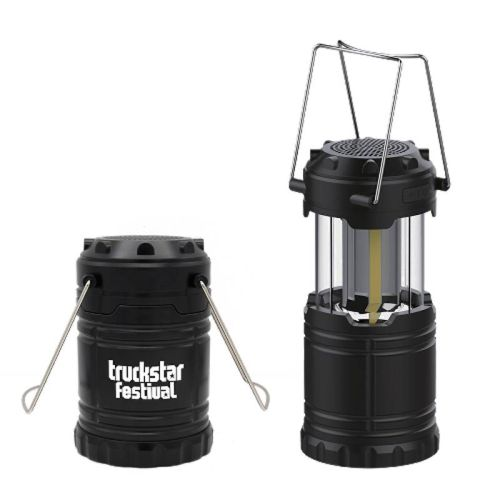 AD01389088 COB Lantern with Bluetooth Speaker
