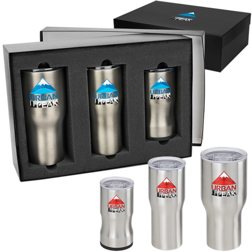 AD01389112 Urban Peak® Drinkware Gift Set