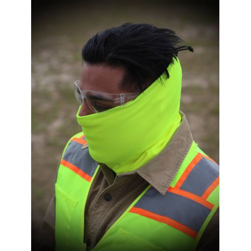 Double Layer Face Mask/Neck Gaiter