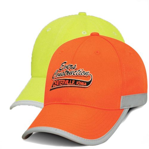 AD01389169 HI-VIZ with Reflective Trim Hat