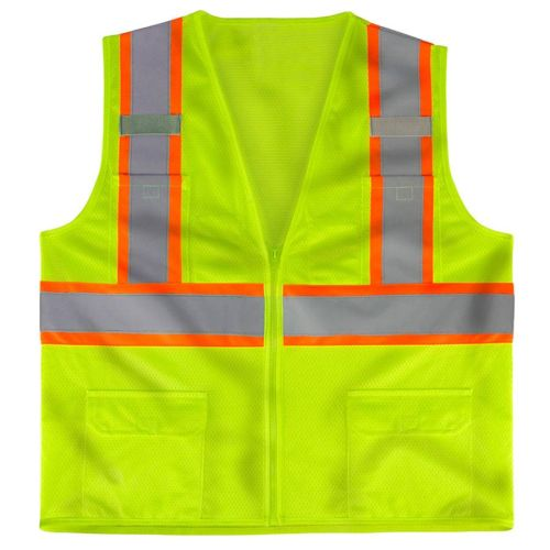 AD01389172 Class 2 Deluxe 8 Pocket Vest