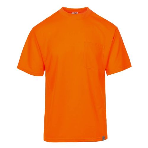 AD01389179 Hi-Viz Moisture Wicking Short Sleeve T-shirt