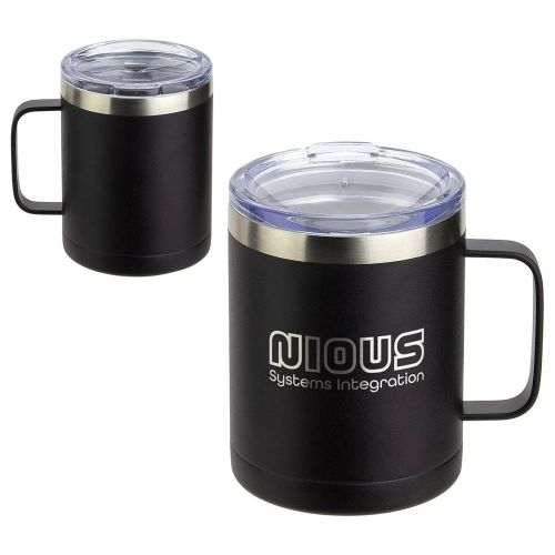 AD01389272 14 oz Copper-Lined Powder-Coated Insulated Mug