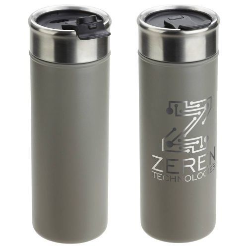AD01389273 18 oz Copper-Lined Powder-Coated Insulated Tumbler
