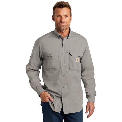 AD01389287 Carhartt Force ® Ridgefield Solid Long Sleeve Shirt