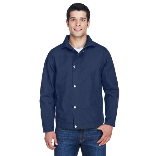 Men's Auxiliary Canvas Work Jacket
