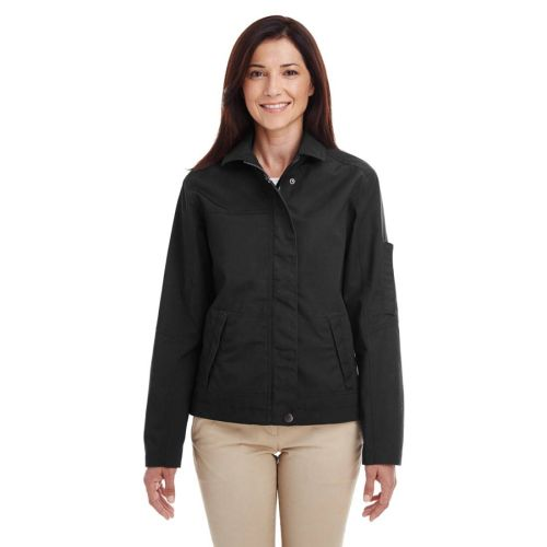 AD01389309 Ladies' Auxiliary Canvas Work Jacket