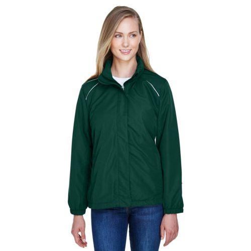 AD01389315 Core 365 Ladies' Fleece-Lined All-Season Jacket 03