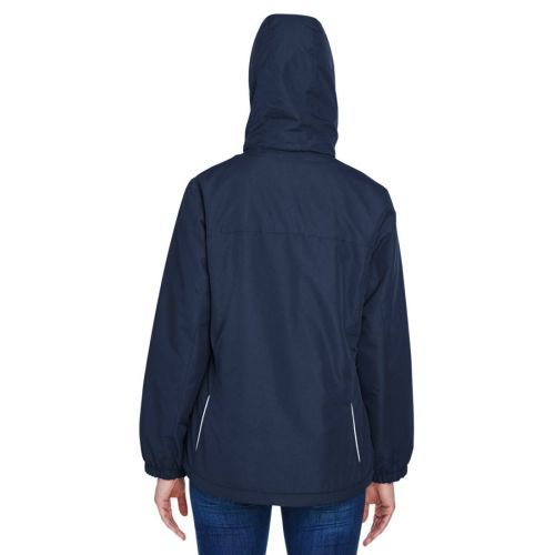 AD01389315 Core 365 Ladies' Fleece-Lined All-Season Jacket 04