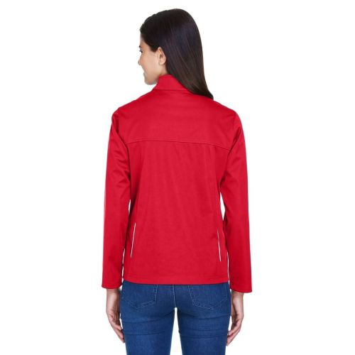 AD01389317 Core 365 Ladies' Techno Lite Three-Layer Knit Shell 4