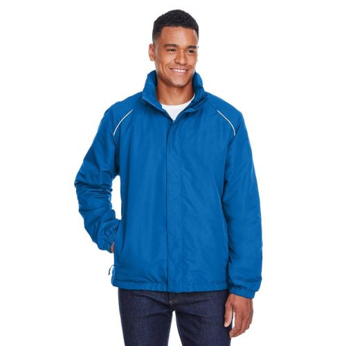 AD01389328 Core 365 Men's Fleece-Lined All-Season Jacket