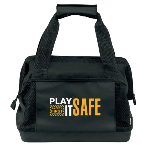 NS010440 Play It Safe 12 Can KOOZIE® Big Mouth Kooler