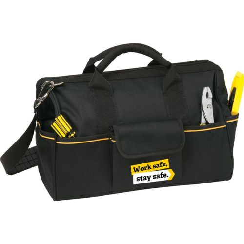 NS011387 Work Safe Stay Safe Professional Tool Bag
