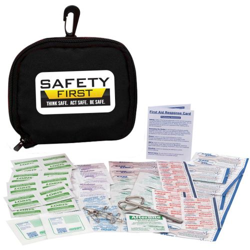 NS012049 Safety First 89 Pc Clip 'N Go First Aid Kit
