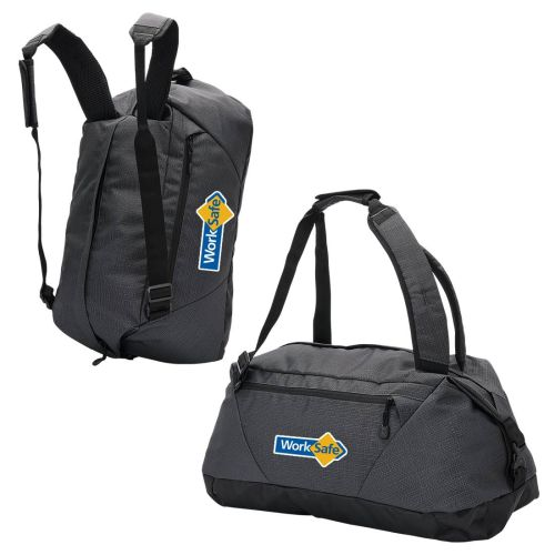 NS0138581 Work Safe Backpack/Duffel Bag