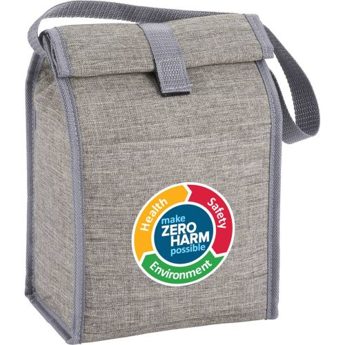 NS01389020 Zero Harm Recycled 4 Lunch Cooler