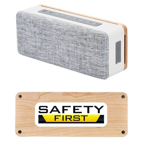 NS01389112 Safety First Award RoxBox™ Bluetooth® Speaker