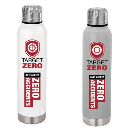 NS0138918 17 oz Target Zero Vacuum Water Bottle