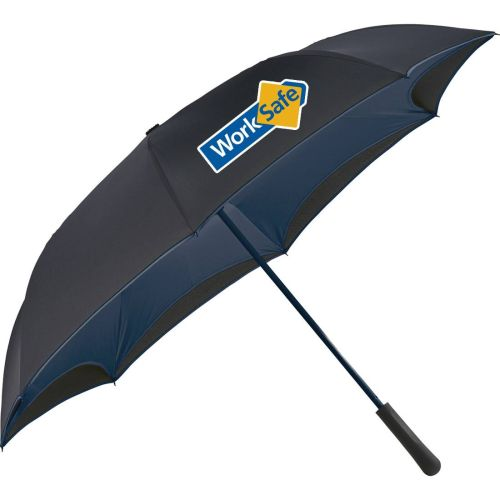 NS013895 Work Safe Inversion Storm Umbrella 46""