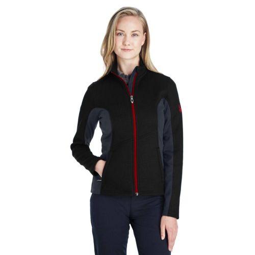 AD01389319 Spyder Ladies' Constant Full-Zip Sweater Fleece