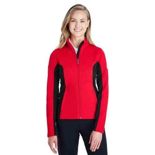 AD01389319 Spyder Ladies' Constant Full-Zip Sweater Fleece