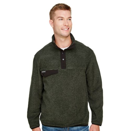 AD01389325 Dri Duck Men's Denali Fleece Pullover Jacket