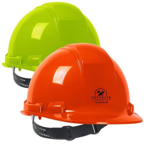 AD01389348 Whistler™ Pin Lock Hi-Vis Hard Hat