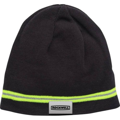 AD01389349 Winter Beanie with Reflective Stripe