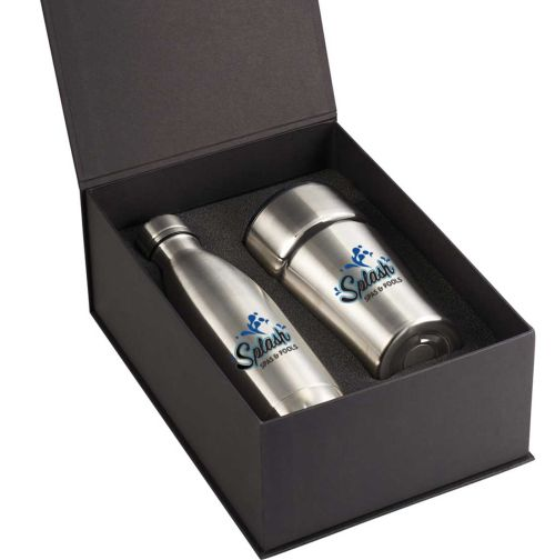 Copper Vacuum Drinkware Gift Set