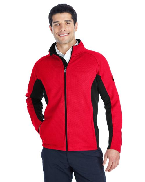 AD01389320 Spyder Men's Constant Full-Zip Sweater Fleece Jacket